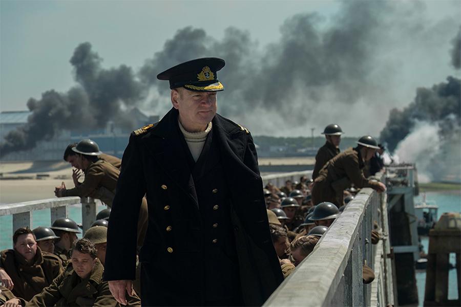 'Shape of Water,' 'Dunkirk' Lead Oscar Noms