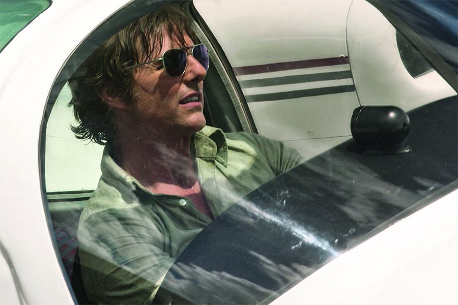 'American Made' Debuts at No. 1 on Home Video Charts