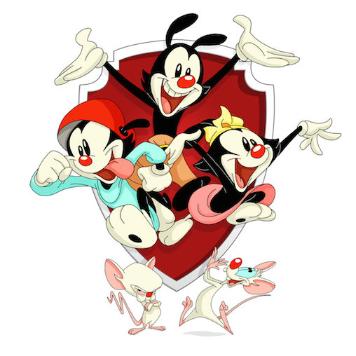 Hulu to Bow 'Animaniacs' Reboot Exec Produced by Spielberg