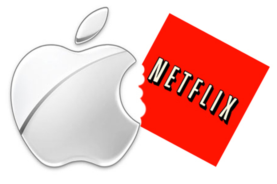 Apple Buying Netflix Seems Like a No-Brainer