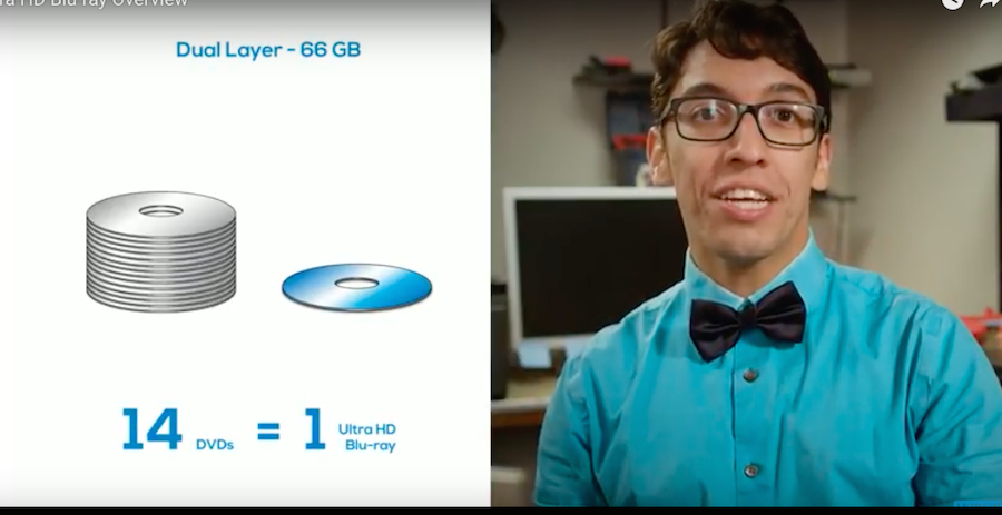 BDA: 4K Ultra HD Blu-ray Format Making Big Strides