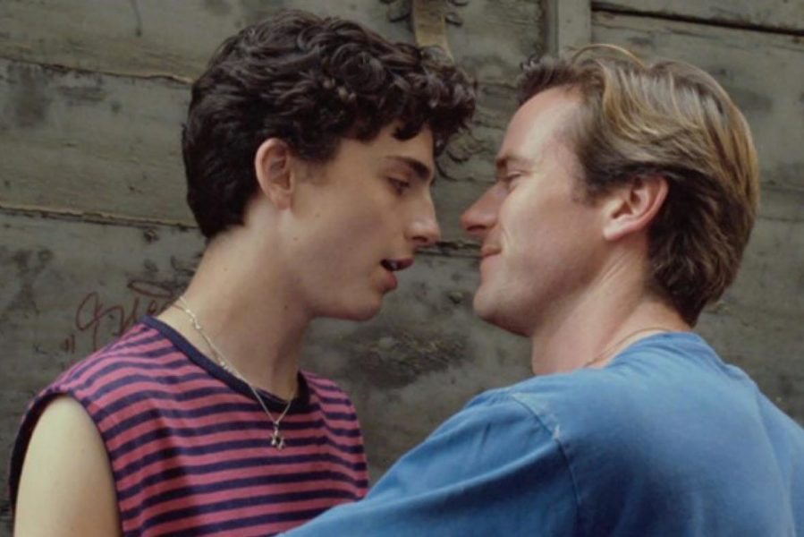 'Call Me By Your Name' Headed to Home Video