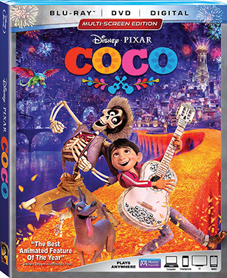 Disney's 'Coco' Due on Home Video in February
