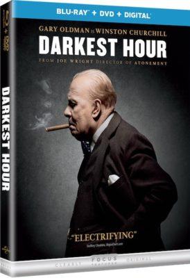 Oscar Nominee 'Darkest Hour' Due Feb. 6 on Digital, Feb. 27 on Disc