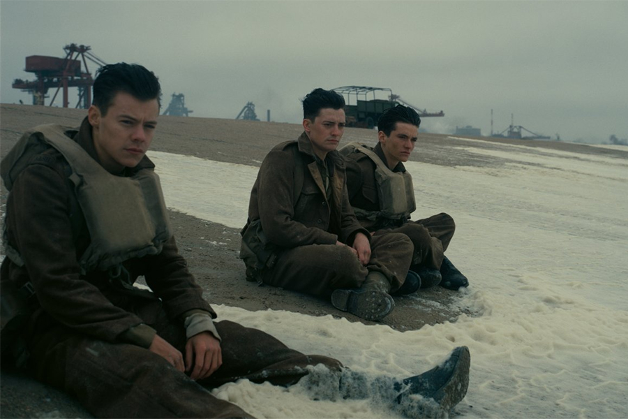 'Dunkirk' Takes Over Top Spot on Disc Sales Chart