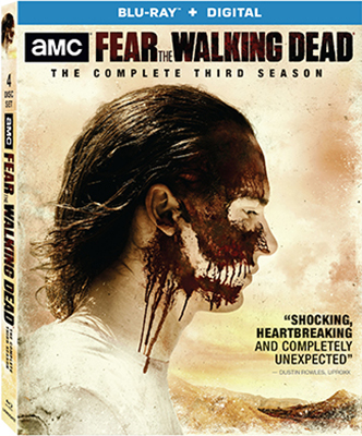 'Fear the Walking Dead' Season 3 on Disc March 13