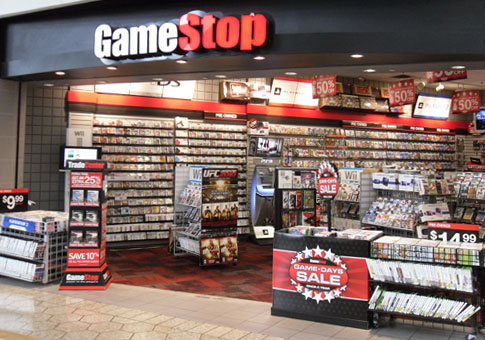 GameStop Shares Fall Despite Strong Winter Holiday Sales