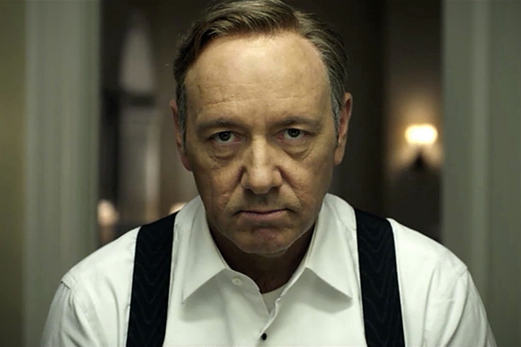 Netflix Wrote Off $39 Million Due to Kevin Spacey Scandal
