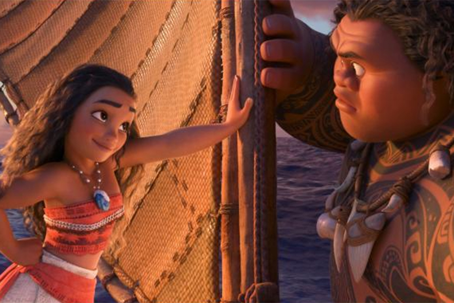 'Moana' Named Top-Selling Disc of 2017