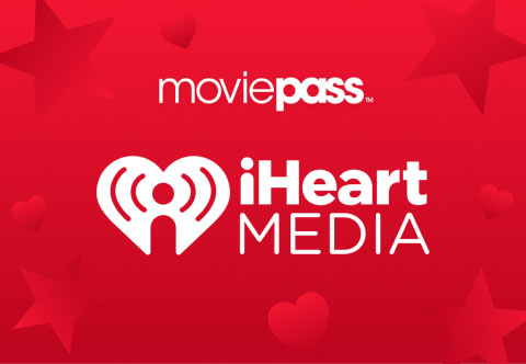 MoviePass Partners with 'I Heart Media'