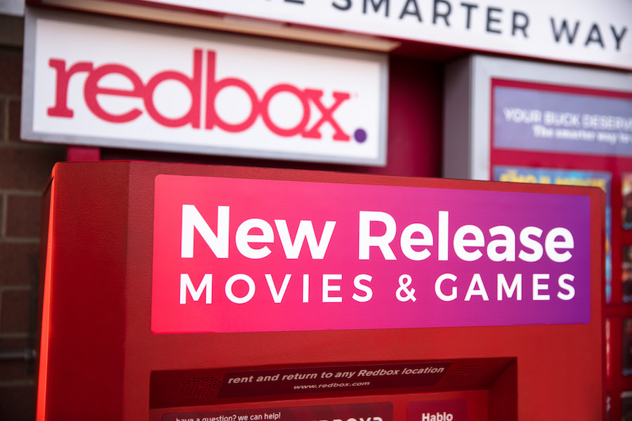 Redbox Ups Q4 Usage, Tops iTunes, Google, YouTube, Vudu