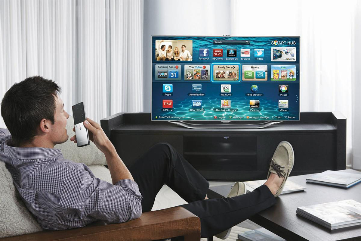 Report: Smart TVs Account For 50% of TVs Overall; Found in 70% of TV Homes