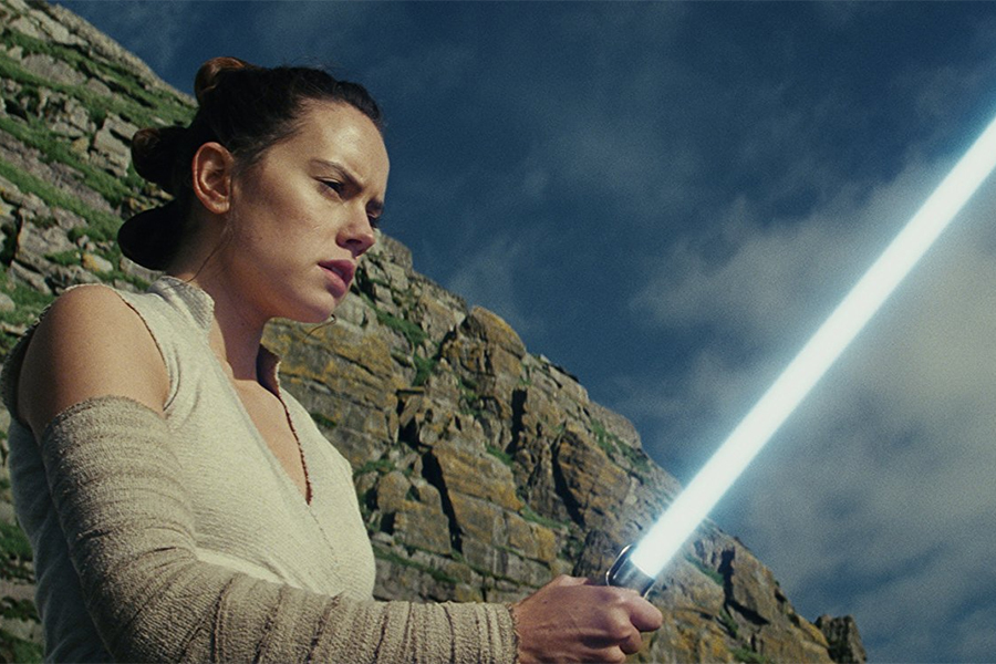 'Star Wars: The Last Jedi' Easily Tops Home Video Sales Charts