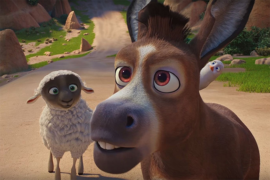 Animated 'The Star' on Disc Feb. 20