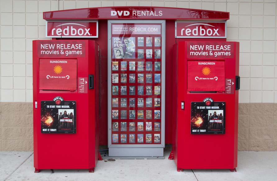 Redbox Cites 'First Sale Doctrine' Defense Selling Disney Digital Movie Codes