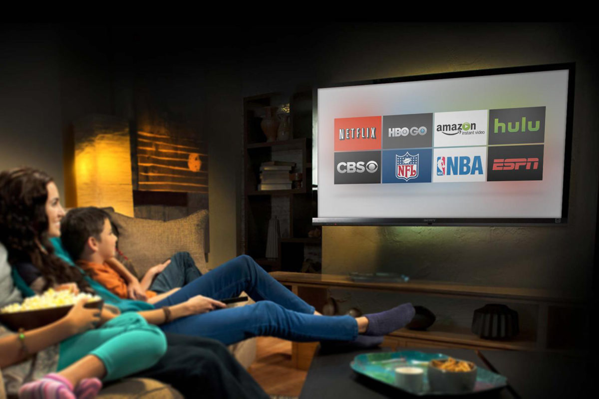 Report: Big-Screen TVs, Roku Drove Streaming Video Consumption in Q4