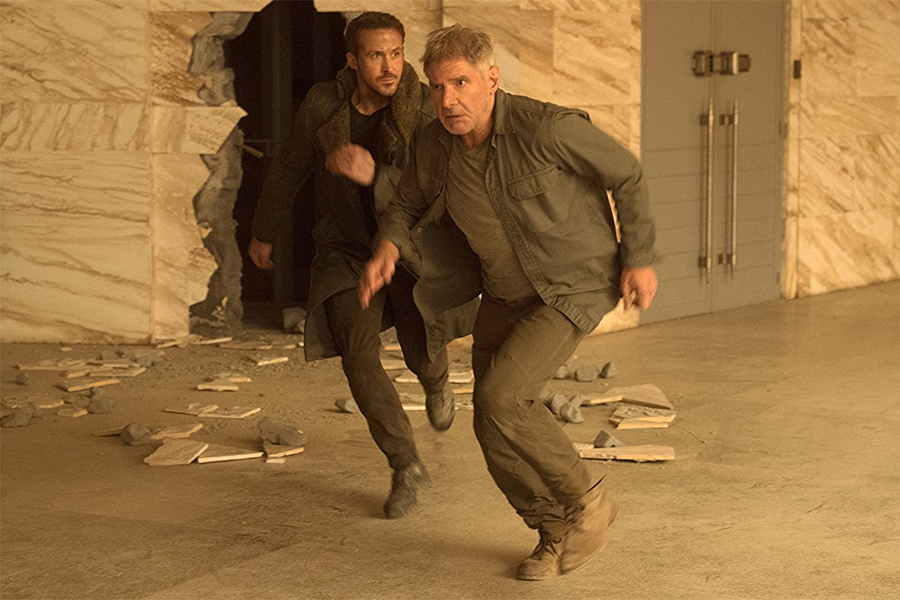 'Blade Runner 2049' Edges 'Geostorm' To Maintain Top Spot on Disc Sales Charts