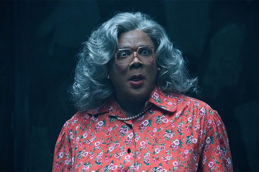 Tyler Perry's 'Boo' Sequel Scares Up No. 1 Disc Debut