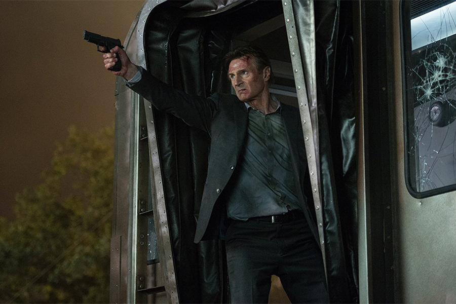 Lionsgate's 'The Commuter' Comes Home in April