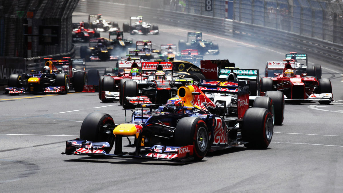 Formula 1 Launching OTT Video Racing Service