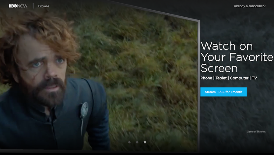 Report: HBO Has More Than 5M Online Streaming Subs