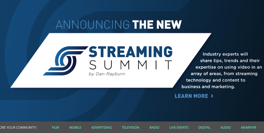 NAB Show to Include Streaming Summit