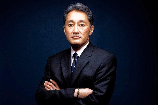Sony CEO Kazuo Hirai Stepping Down