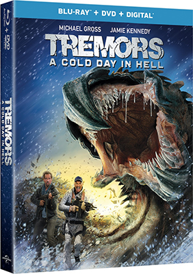 Latest 'Tremors' Sequel Due May 1