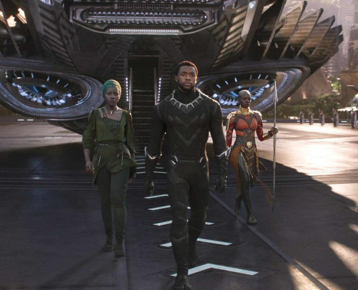 Disney/Marvel's 'Black Panther' Smashes Box Office Records, Moviegoer Stereotypes