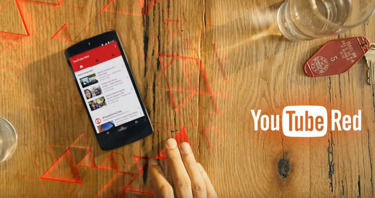 YouTube Red Expanding to 100 Countries
