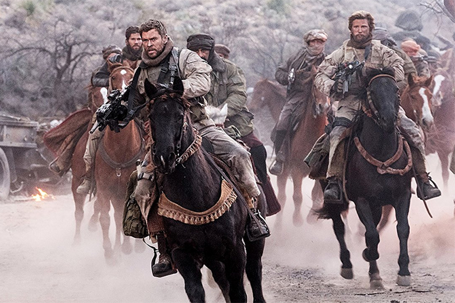 Warner Prepping '12 Strong' for Home Video Release