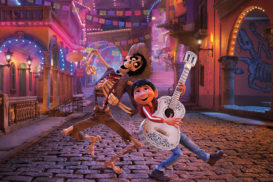 Pixar's 'Coco' Sings Its Way to No. 1 on Disc Sales Charts