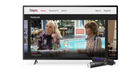 NBC Universal, Roku Bow Reality TV Streaming Service Outside U.S.