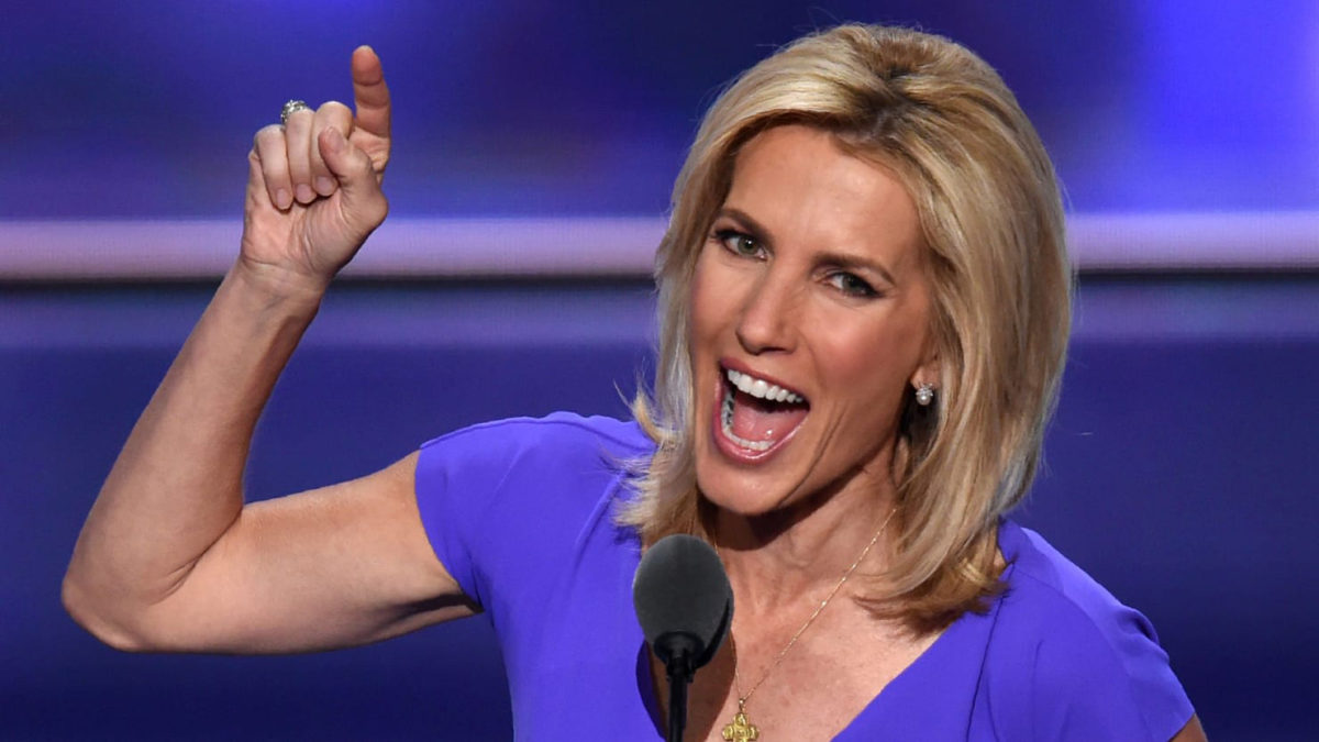 Hulu Pulls Ads From 'The Laura Ingraham Show'