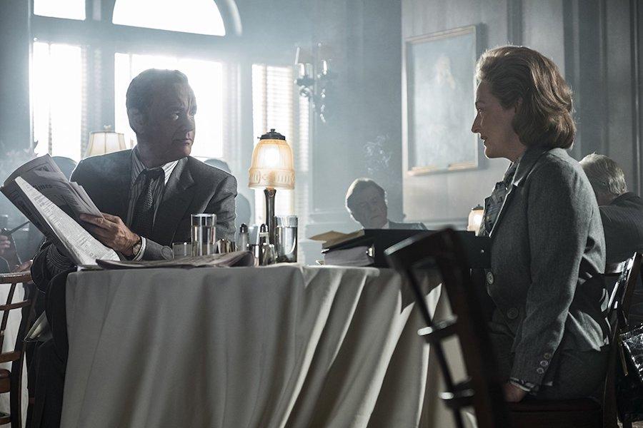 Oscar-Nominated 'The Post' to Hit Digital April 3, Disc April 17