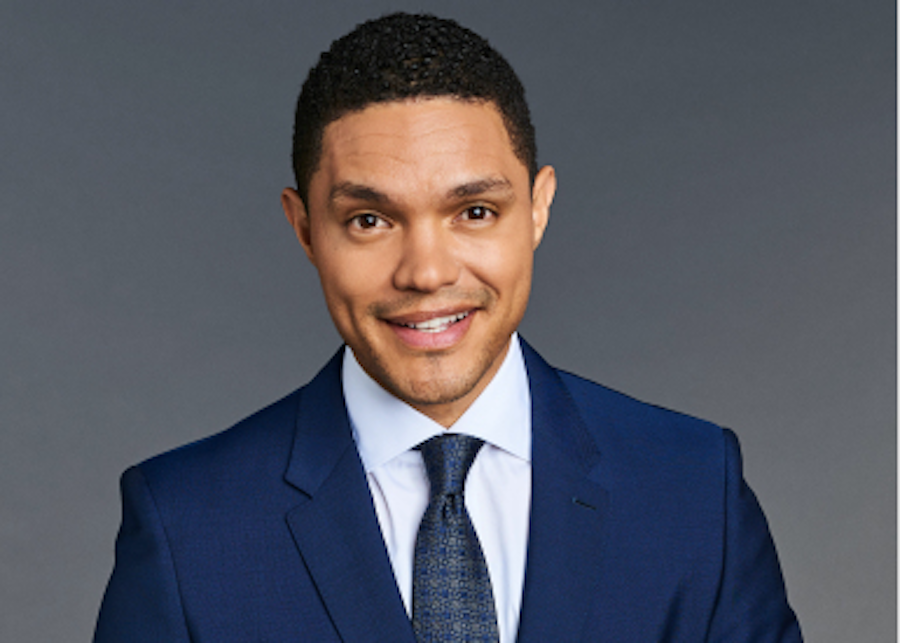 Viacom Inks Deal With Production Company Led by 'Daily Show's' Trevor Noah