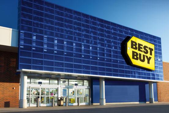 Best Buy Ups Q4 Entertainment Revenue 17%
