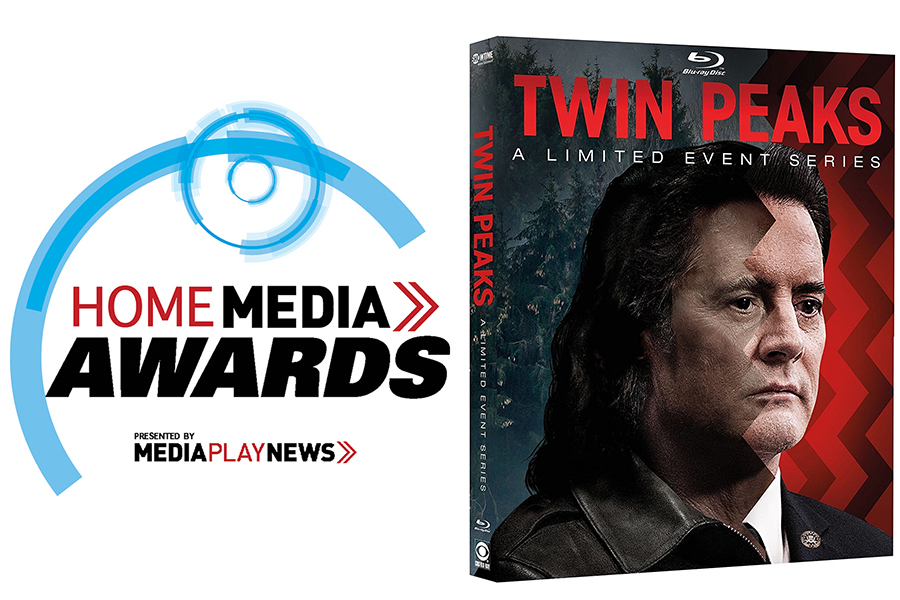 'Twin Peaks' Revival Takes Top Honors in 2018 Home Media Awards