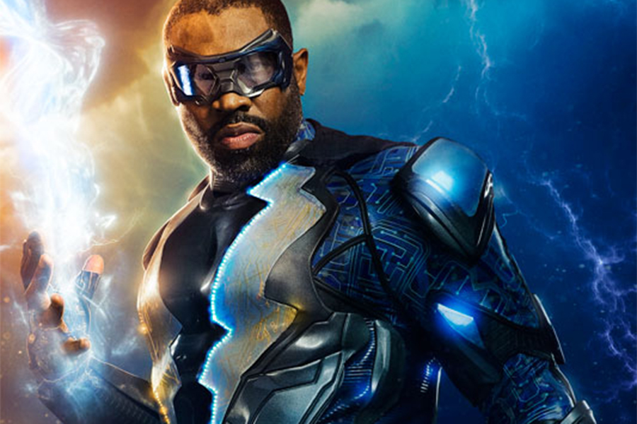 First Season of 'Black Lightning' Coming to Disc June 26