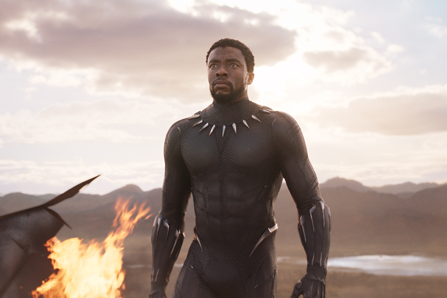 'Black Panther' Claws Way to Top of Home Video Charts