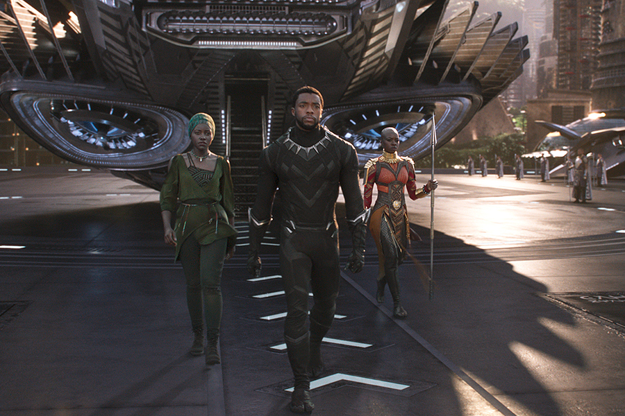 Disney's 'Black Panther' Tops British Home Video Chart