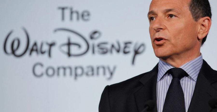Disney CEO Bob Iger: OTT Video No. 1 Priority, Not Competing Against Netflix