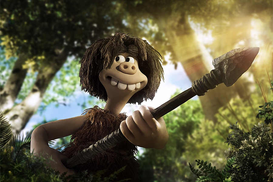 Lionsgate Bringing 'Early Man' to Disc