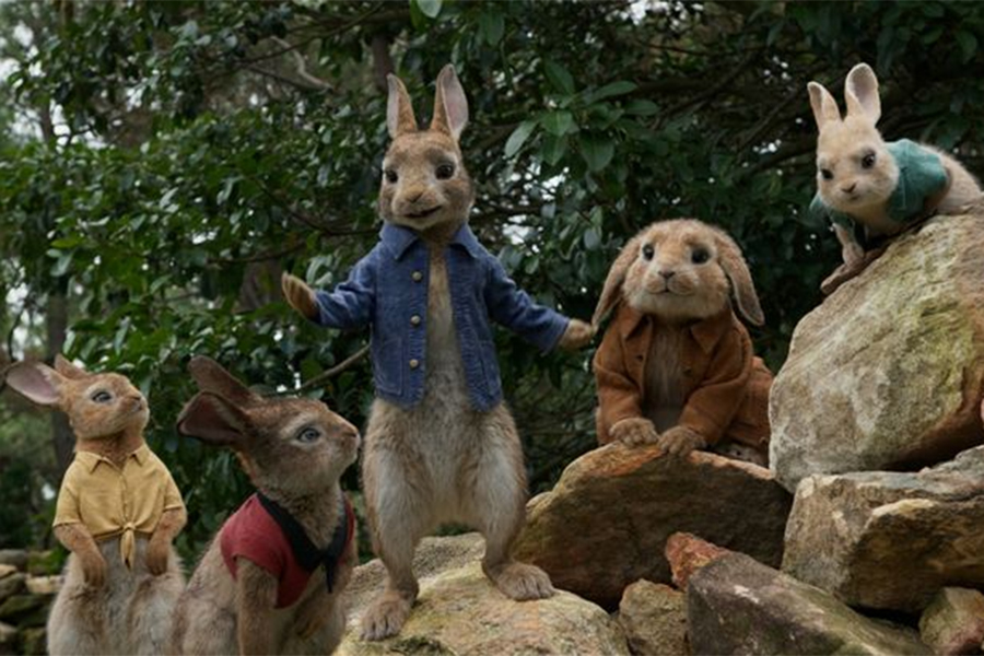 'Peter Rabbit' Hopping to Home Video
