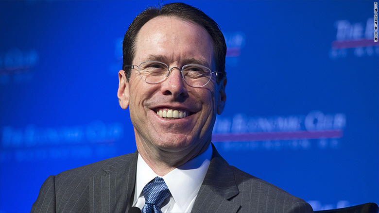AT&T Boss Sends Mixed Messages Following Time Warner Acquisition Close