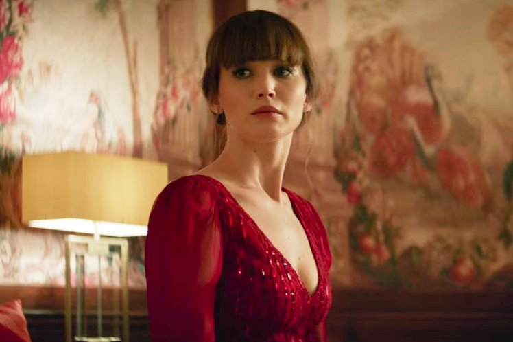 'Red Sparrow' Coming Out on Disc May 22