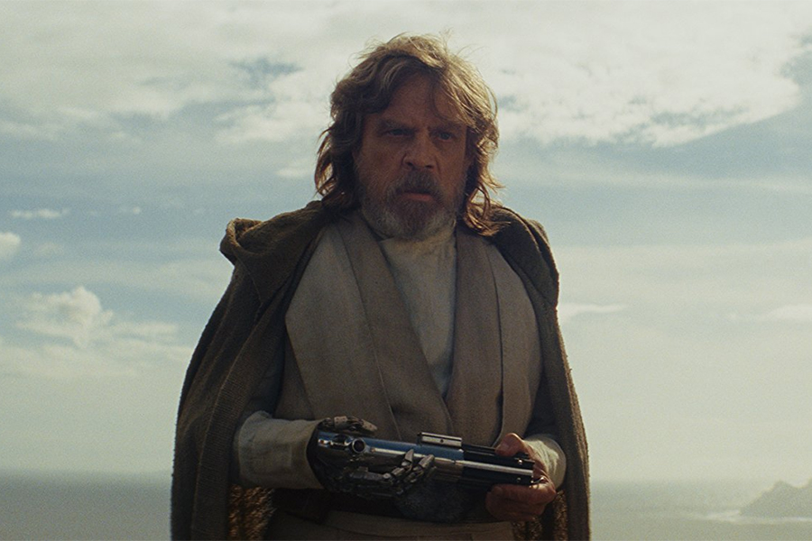 'Star Wars: The Last Jedi' Remains No. 1 Disc Seller