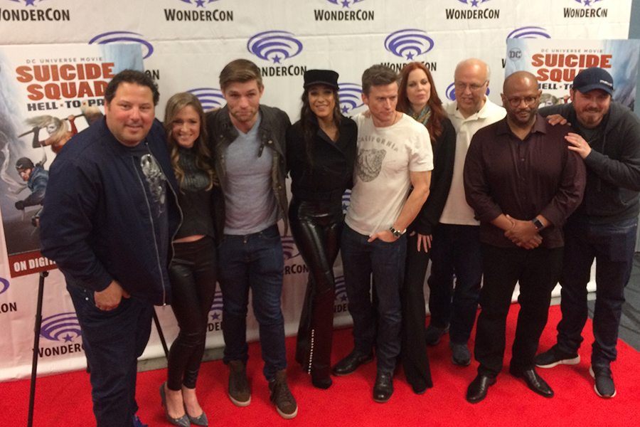 'Suicide Squad' at WonderCon