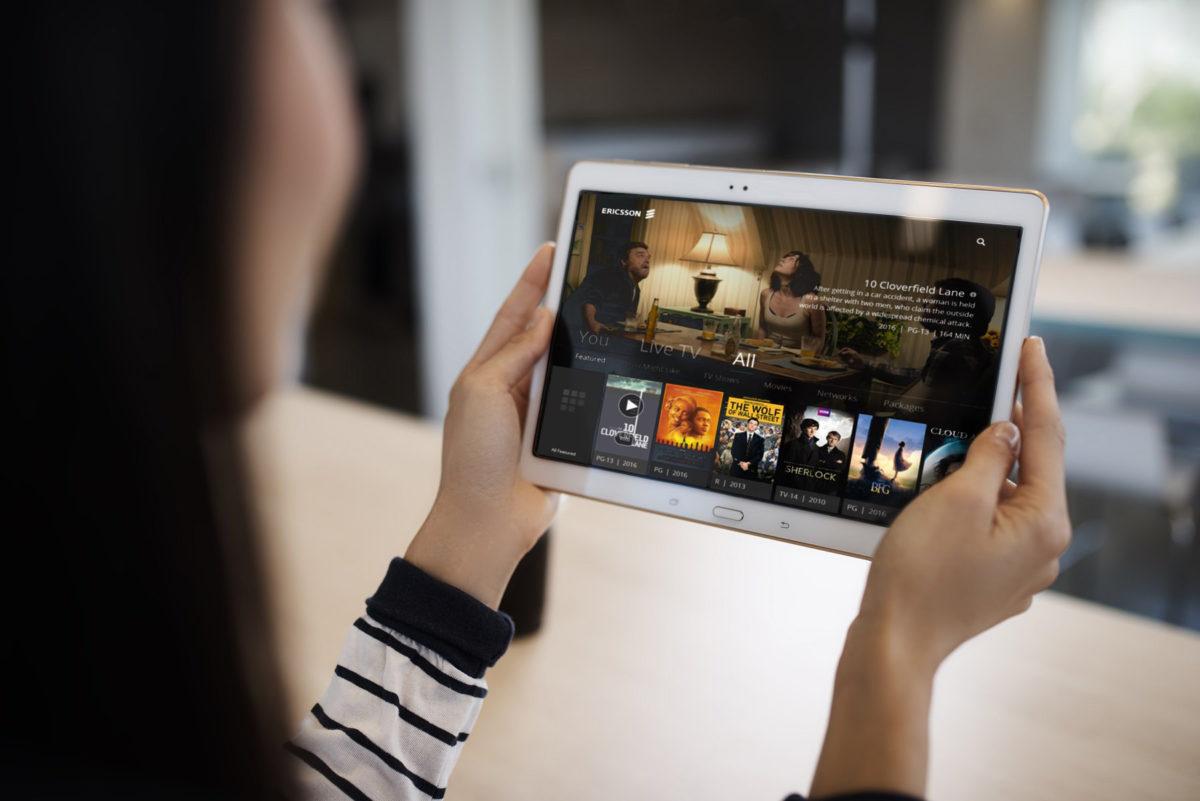 Charter Ups Hospitality Video Spectrum