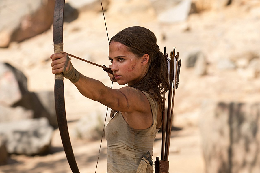 Warner's 'Tomb Raider' Heading to Home Video